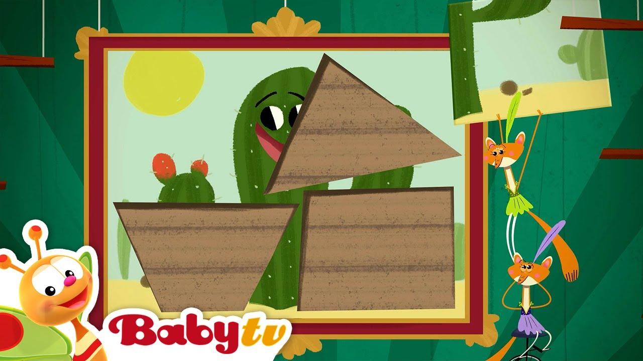 サーカスは町に来る | BabyTV 日本語