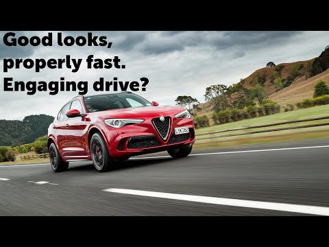 2019 Alfa Romeo Stelvio Quadrifoglio | Quickfire Review