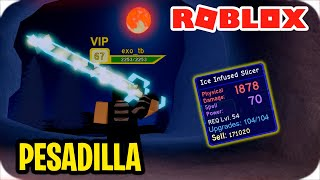 ONLY IN THE IMPOSSIBLE LEVEL OF ROBLOX'S DUNGEON QUEST 😱
