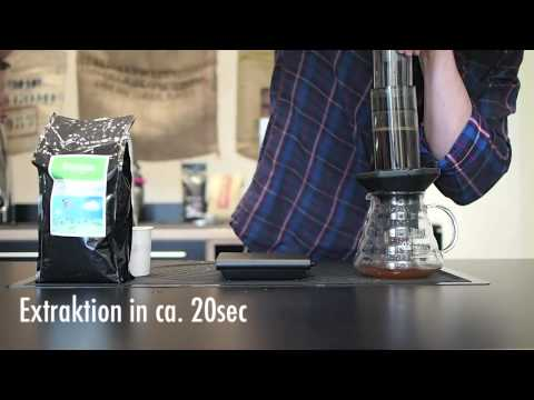 How To Make AeroPress Coffee - Brewing Guide