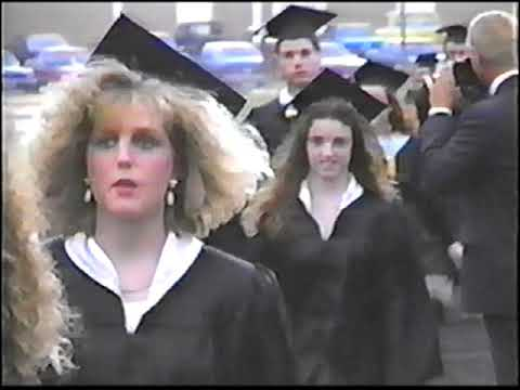 Springtown Commencement May 27 1994 pt 1