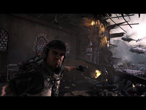 Call of Duty: Modern Warfare 3 - Campaign - Persona Non Grata