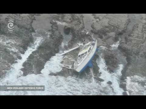 New Zealander feared for his life in Fiji yacht crash: RNZ Checkpoint
