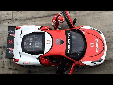 [Team GHS] - Ferrari Challenge 2015 Season - Episode 1 | UHD 4K