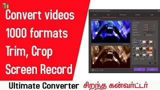 Baixar Video Convert ,edit, watermark, screen record | Tamil Today Tech