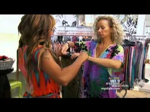 Mel B: It's a Scary World: 08 - Fashion Nightmare