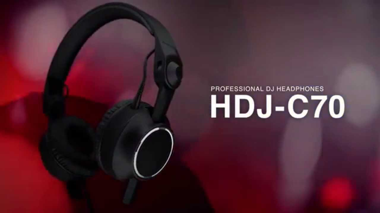 Pioneer HDJ-C70 Official Introduction - YouTube 0566161d12