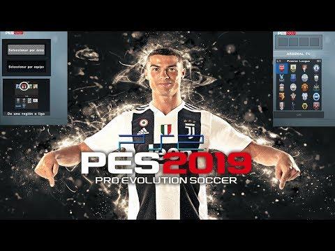 PS2 | PES 2019 ¡¡SUDAMERICA Vs EUROPA!! (Random Selection Match) Estrellas Del Soccer