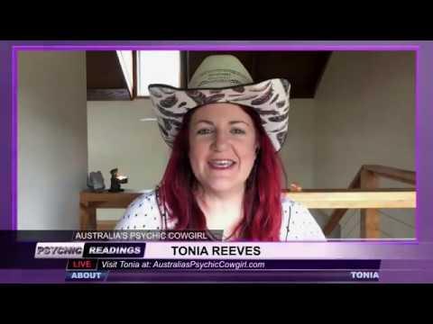 Australia's Psychic Cowgirl - June 19, 2019