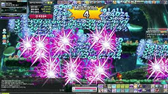 MapleStory Level 230 Dark Knight Training In Arcana