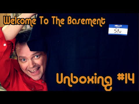 stu t shirts unboxing 14 welcome to the basement youtube