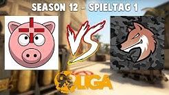 🤜 TEAM SCHWEINEAIM vs. FoxRaiD Army 🤛 - 99Damage Liga Season 12