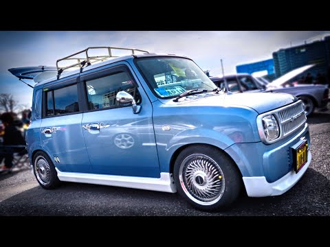 SUZUKI LAPIN Custom Car スズキ ラパン