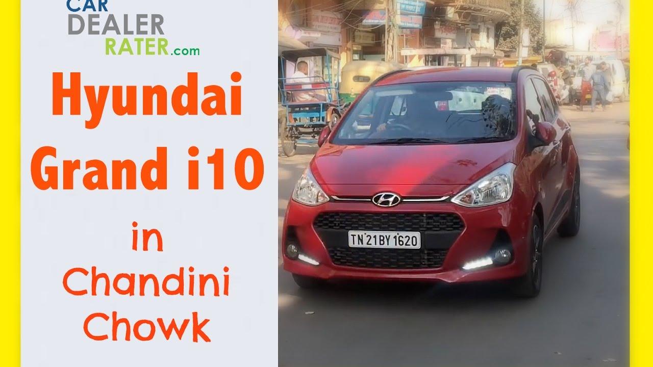 Hyundai I10 Grand 2017 New Car Ratings