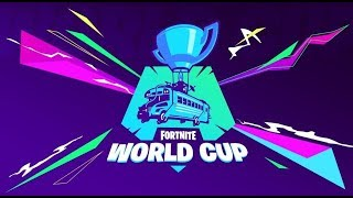 Fortnite World Cup Finals!!!!
