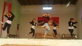 Satakli re satakali full group Dance from Happy New year movie Prakash Jr. Collage