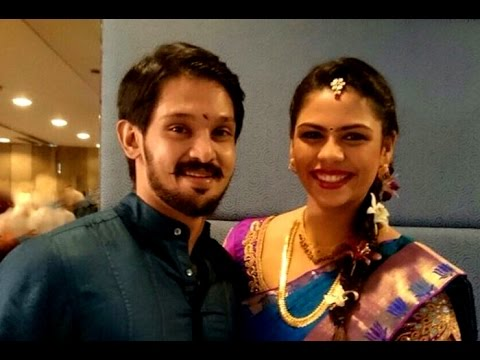 Actor Nakul gets engaged