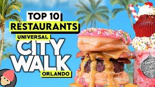 TOP 10 BEST RESTAURANTS AT CITYWALK ORLANDO