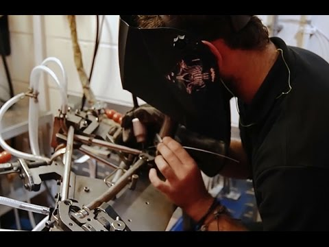 How a Superlight Brompton is made