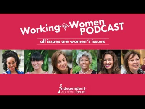 Working for Women Podcast 27 • Women In Combat: Is There A Political Agenda Behind The New Policy?