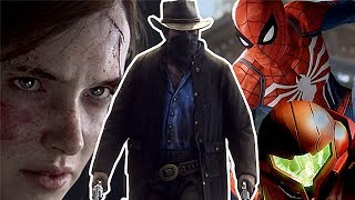 12 Most Anticipated Video Games Of 2018 - Ranked