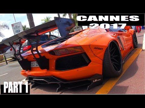 Cannes Supercar Spotting 2017 Part 1 - ARAB SUPERCARS INVASION!!