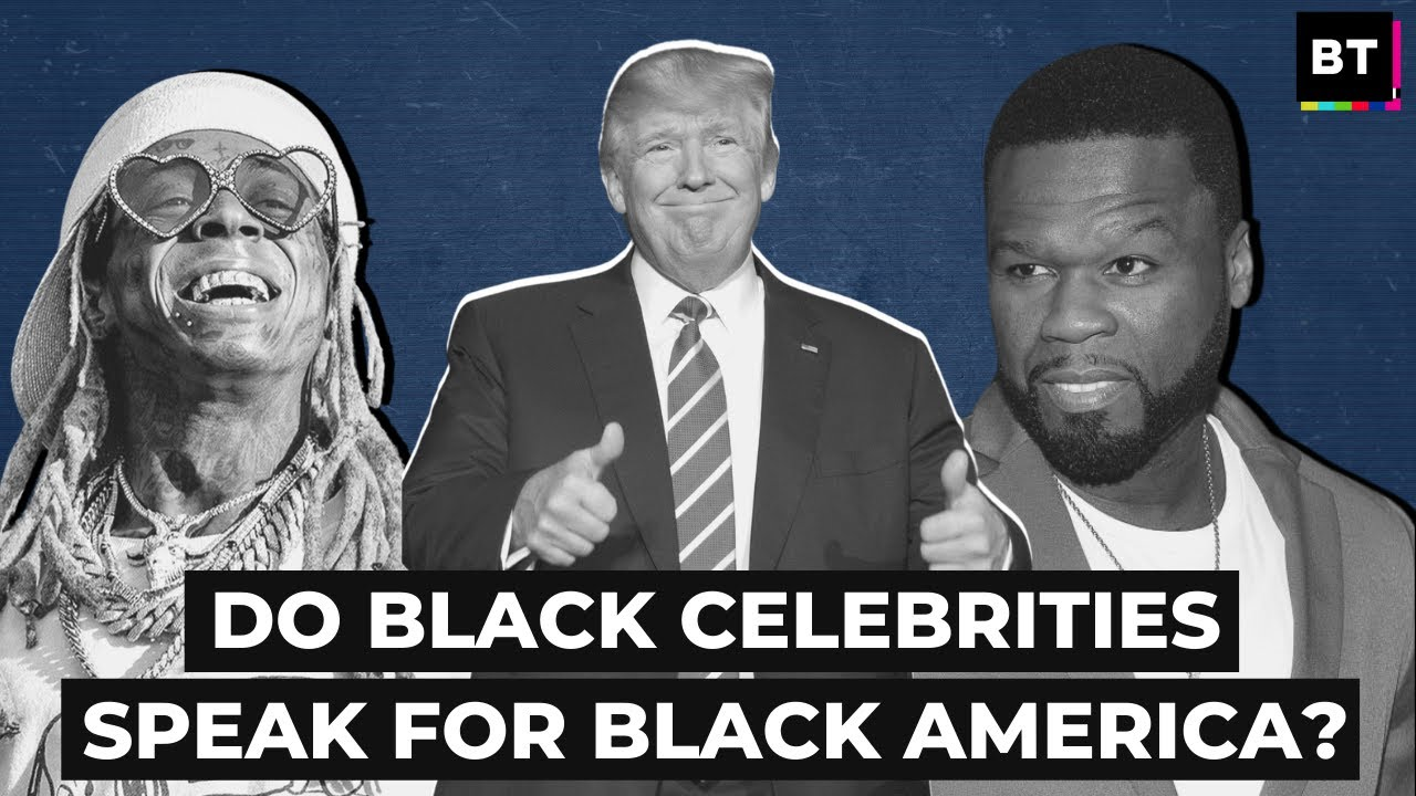 Do Black Celebrities Speak For Black America?