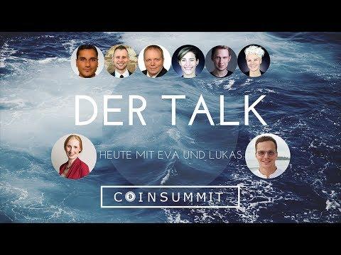 NEU der CoinSummit-Talk 💥 Alle 4 Wochen! Aktuelle Neuigkeiten vom Kryptomarkt im Überblick