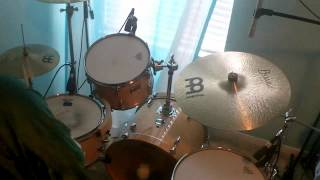 Nas - Daughters (Drum Cover)