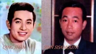 Yup Nah Kar Douch Yup Na ( Chinese )( Khmer ) Qing Shan and Sinn Sisamouth