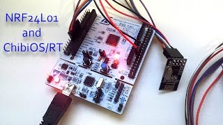 DEMO02 nRF24L01 on ChibiOS/RT 3.0 using STM32