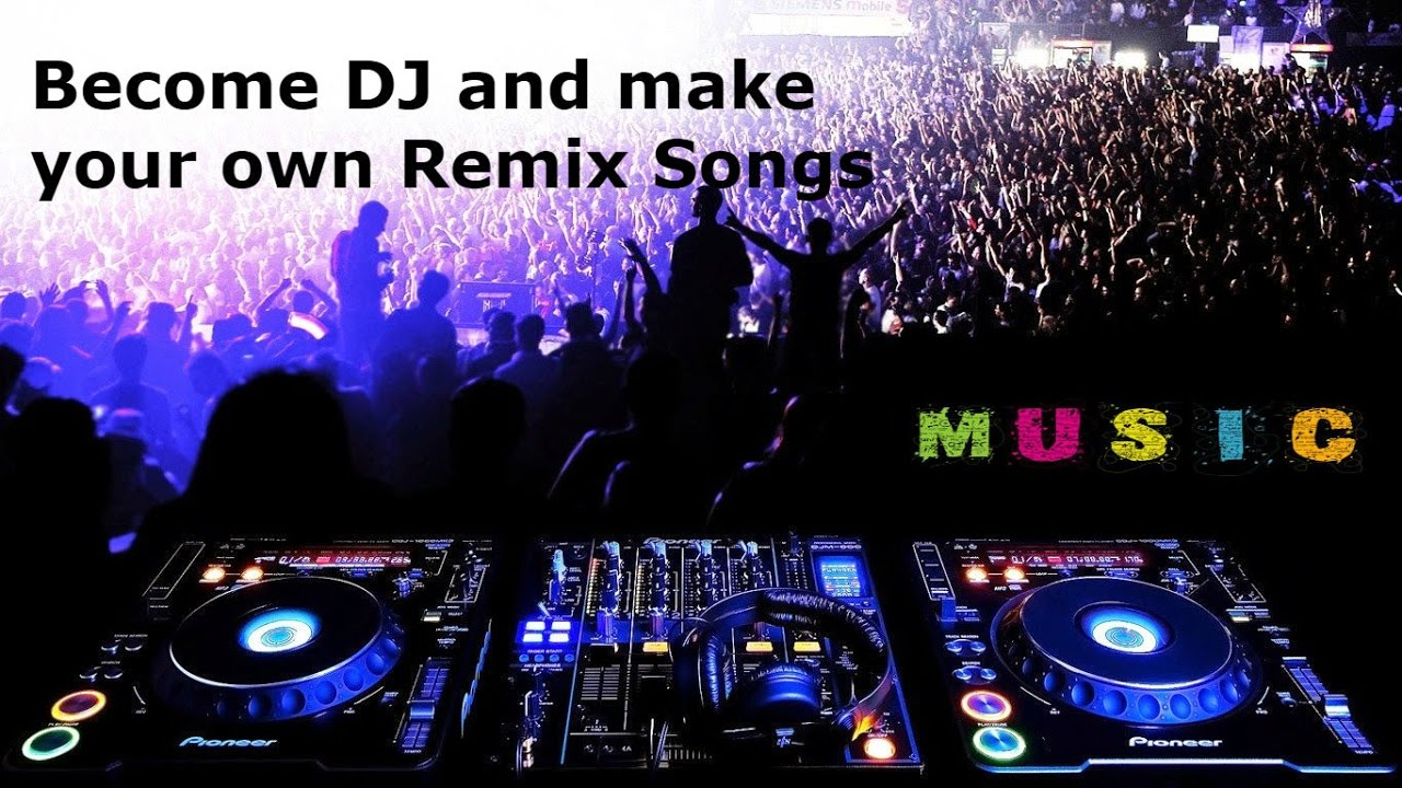 become dj and make your own remix songs youtube. Black Bedroom Furniture Sets. Home Design Ideas