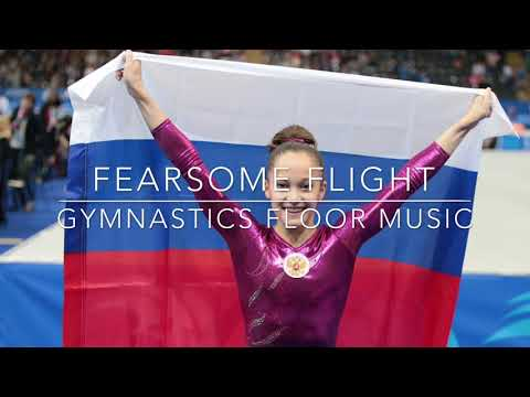 Gymnastics Floor Music | Fearsome Flight (Elena Eremina Massilia 2016)