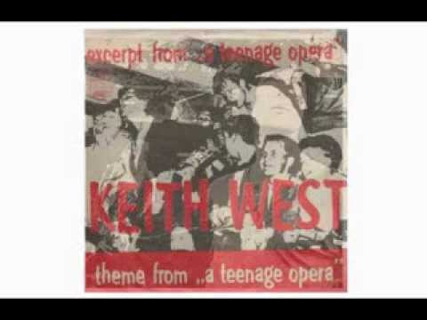 Keith WEST ---  Excerpt from a Teenage Opera