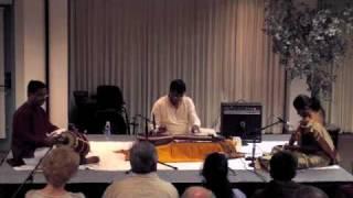 Chitravina N. Ravikiran - Part 1 of 2 - Slide Exhibition Concert Series