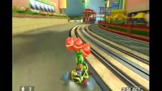 YOYO94 - Mario Kart 8 [Wii U] Vidéo détente: Bataille de Ballons