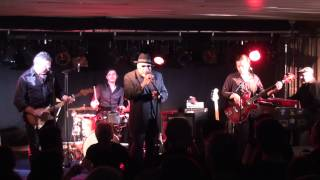 Morblus feat Big Daddy Wilson - Texas Boogie - Meensel Bluesfestival