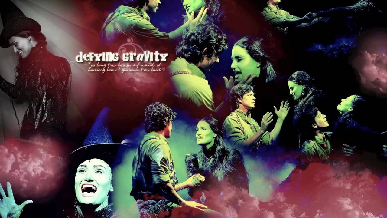 defying gravity In a world filled with constant uncertainty defying gravity is just what the doctor ordered this album is full of joy, love and hope, not.