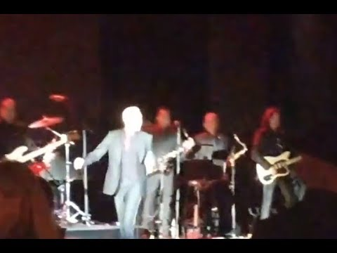 VAN HALEN's David Lee Roth performed at the Brent Shapiro Foundation Sept 7 2018