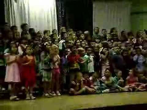 Aire Libre Elementary School Phx AZ Kindergarten '08 justyn