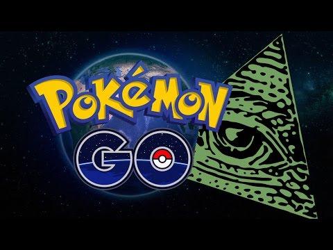 The Secret Behind Pokemon Go! Pokemon Go is Illuminati