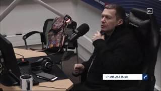 Вести ФМ онлайн: Полный контакт с Владимиром Соловьевым (полная версия) 28.12.2016