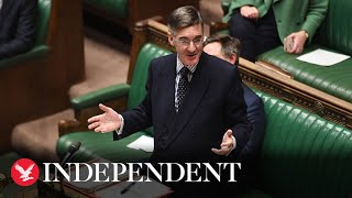 Watch Jacob Rees-Mogg update MPs after a chaotic Brexit week before they debate the Queen's speech f