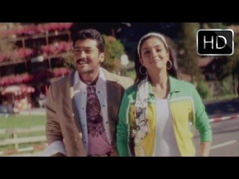 Deva Movie | Ora Kannutho Chuupesthe Video Song | Surya , Asin