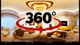 Презентация квартиры в формате 360 градусов