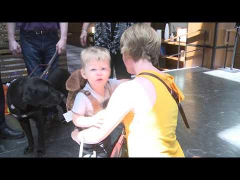 Parenting Video With Audio Description