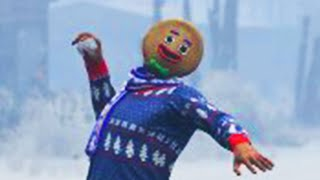 Gta Online Christmas Festive Surprise Release Date Gta Christmas Update