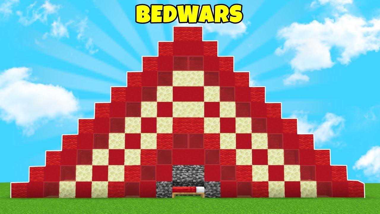 NAJWIĘKSZA OBUDOWA ŁÓŻKA na BED WARS! - Minecraft / Agentix