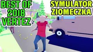 BEST OF 2018! [1/5] - Symulator Ziomeczka! - TOP5