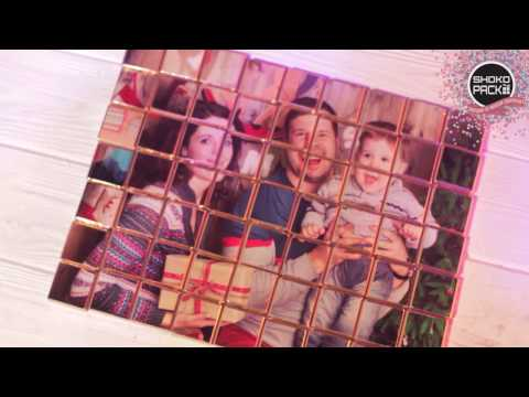 Видео Шоколадный набор любимой маме